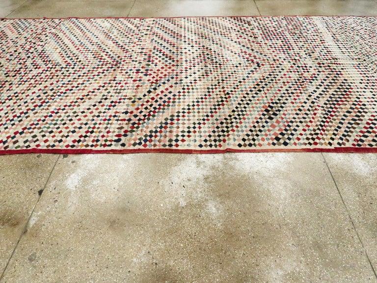 Vintage Turkish Anatolian Carpet For Sale 3