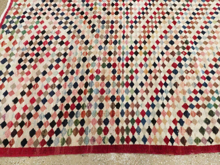 Vintage Turkish Anatolian Carpet For Sale 5