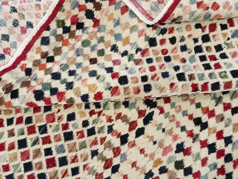 Vintage Turkish Anatolian Carpet For Sale 9