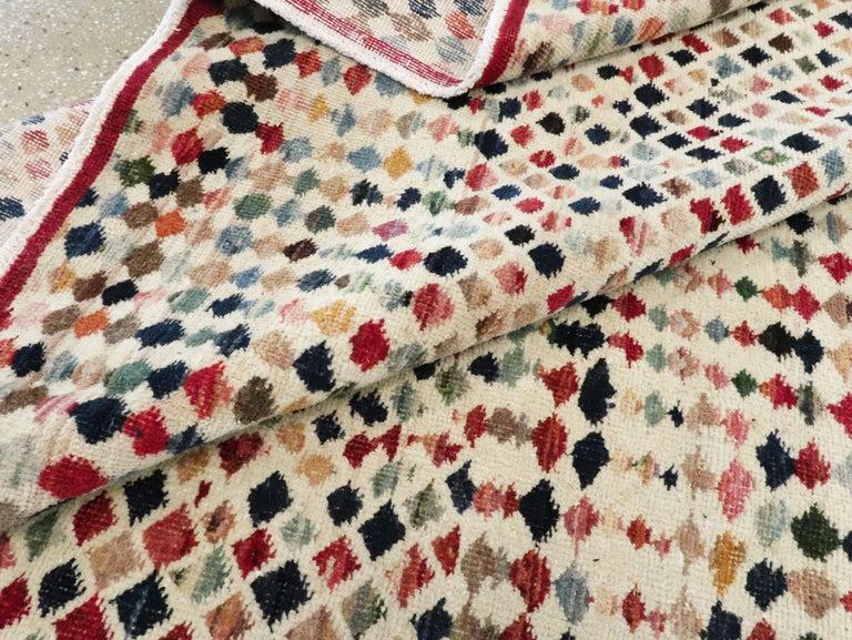 Vintage Turkish Anatolian Carpet For Sale 11
