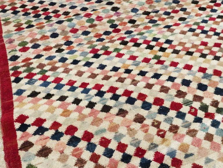 Vintage Turkish Anatolian Carpet For Sale 1