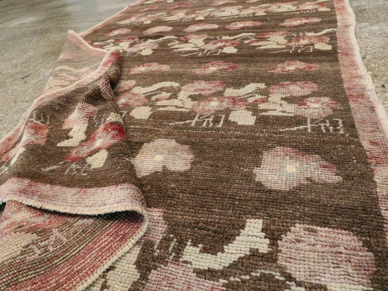 Vintage Turkish Anatolian Rug For Sale 3