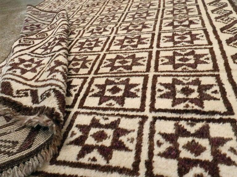 Vintage Turkish Anatolian Rug For Sale 3