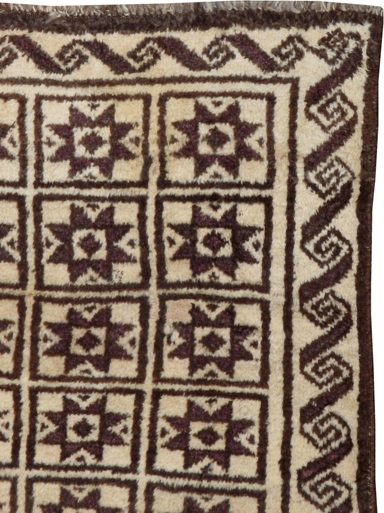 Modern Vintage Turkish Anatolian Rug For Sale