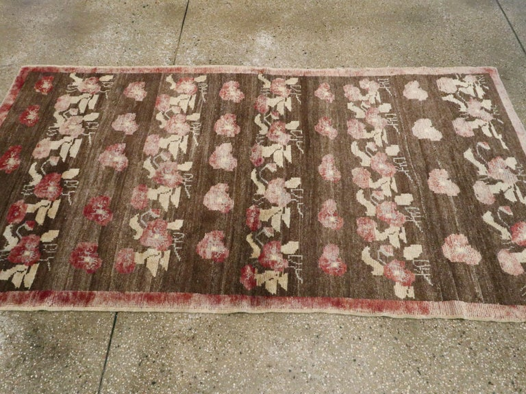 Vintage Turkish Anatolian Rug For Sale 2