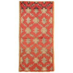 Vintage Turkish Anatolian Rug