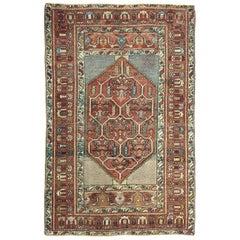 Vintage Turkish Anatolian Rug