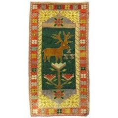 Folk Art Turkish Rugs