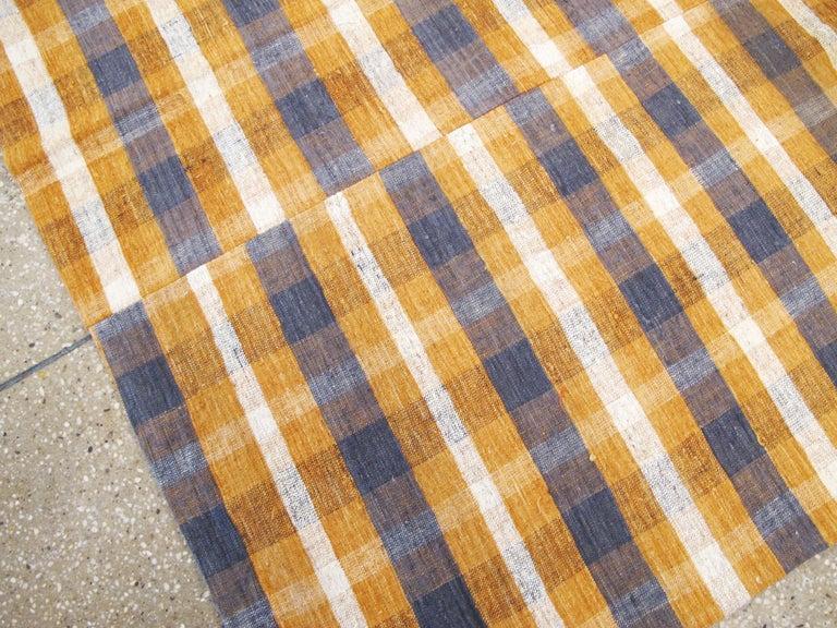 Vintage Turkish Flat-Weave Kilim For Sale 3