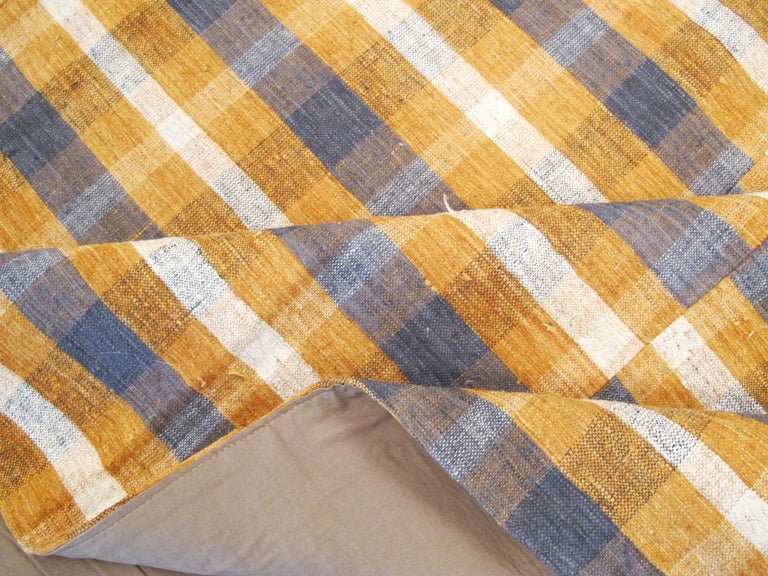 Vintage Turkish Flat-Weave Kilim For Sale 4
