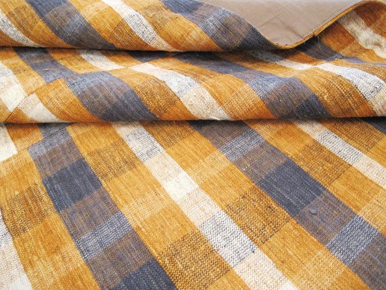 Vintage Turkish Flat-Weave Kilim For Sale 5
