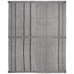 Vintage Turkish Kilim Rug Flat-Weave 'Large'