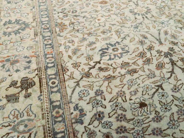 20th Century Vintage Turkish Sivas Carpet For Sale