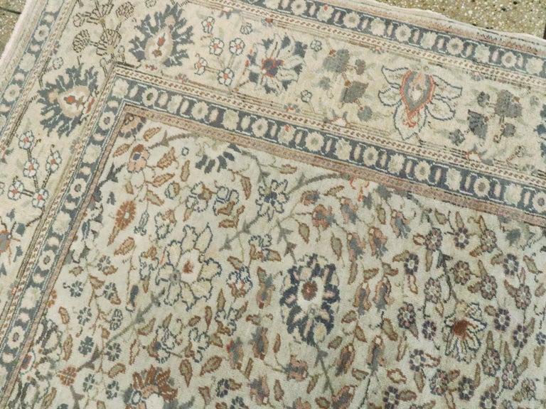 Wool Vintage Turkish Sivas Carpet For Sale
