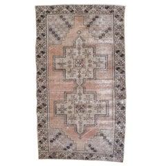 Vintage Turkish Wool Rug