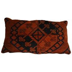 Vintage Turkmen Pillow