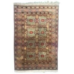 Vintage Turkmen Rug
