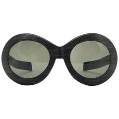 "Vintage Ultra Rare Oliver Goldsmith "" KOKO "" 1960 Made in England Sunglasses"