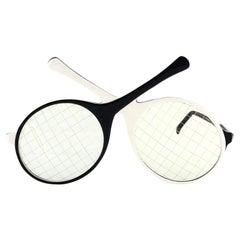 Vintage Ultra Rare Oliver Goldsmith Tennis Wimbledon 1985 England Sunglasses