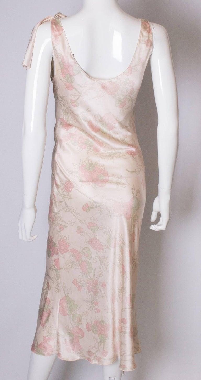 Vintage Ungaro Silk Slip Dress or Nightdress For Sale 3