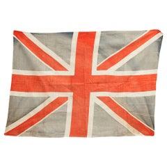 Vintage Union Jack Flag, United Kingdom, Great Britain