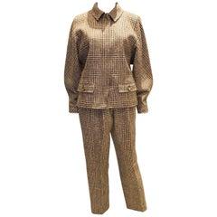 Vintage Valentino Trouser Suit