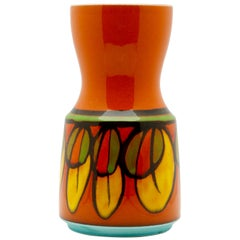 Vintage Vase by Poole Pottery in Excellent Condition, Marked 1950s