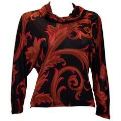 Vintage Versace Couture Top