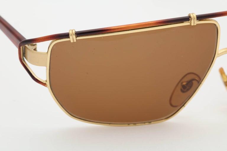Vintage Versace Mod S 36 Sunglasses  For Sale 1