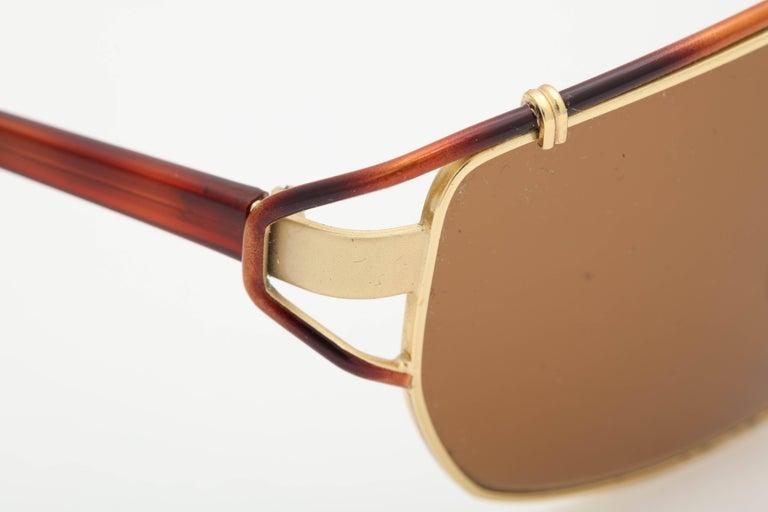 Vintage Versace Mod S 36 Sunglasses  For Sale 3