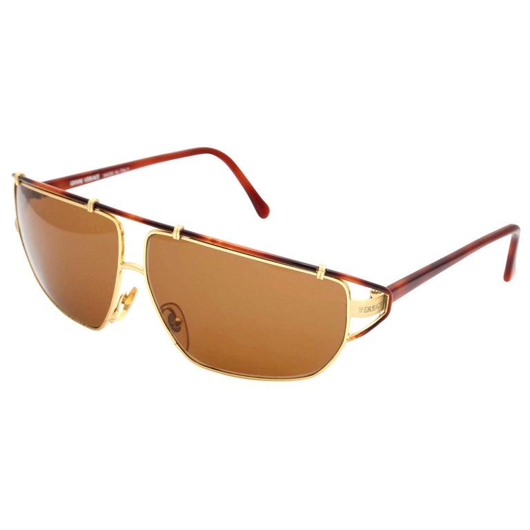 Vintage Versace Mod S 36 Sunglasses  For Sale