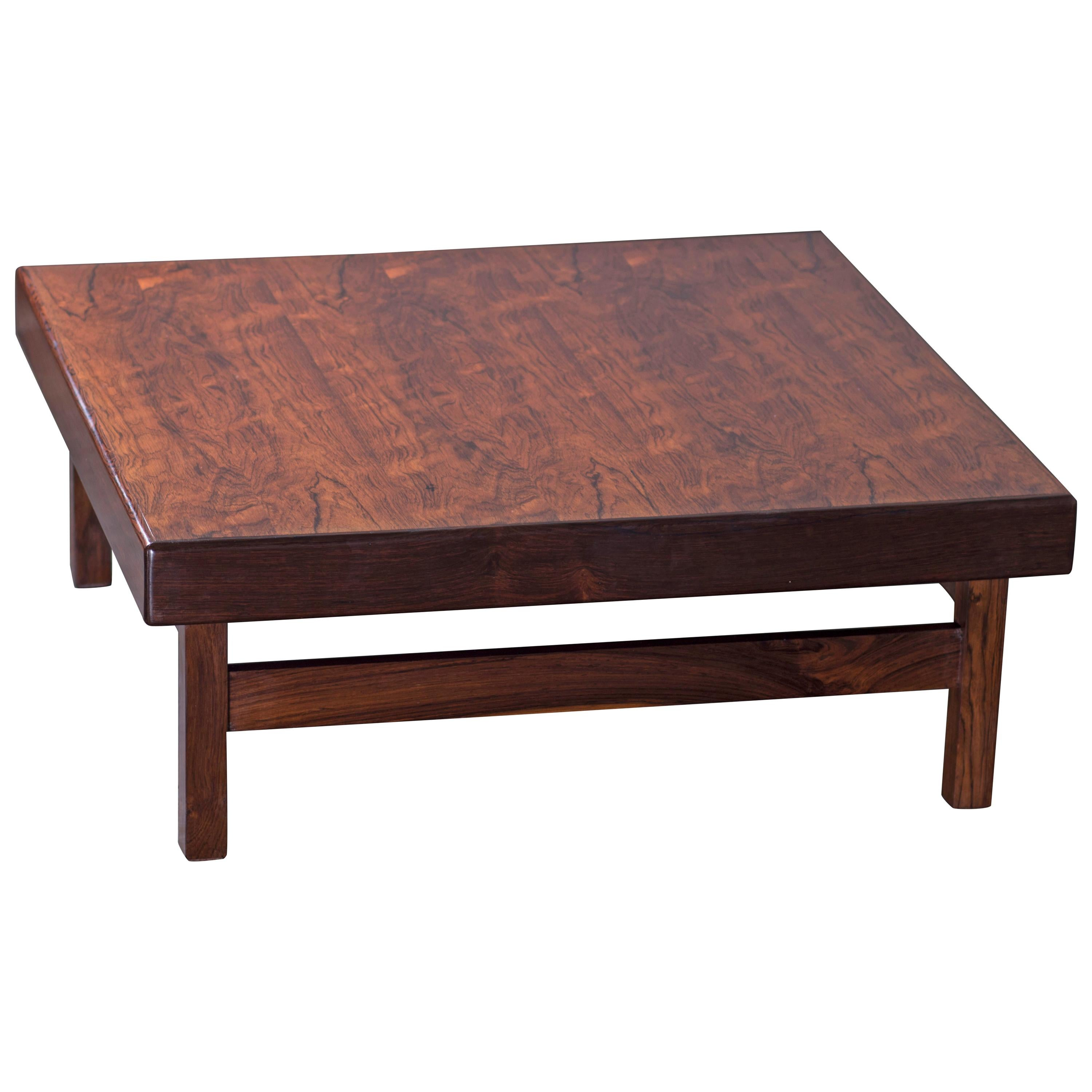 Vintage Vianna Coffee Table by Sergio Rodrigues, 1970s