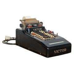 Vintage Victor Electric Till, 20th Century