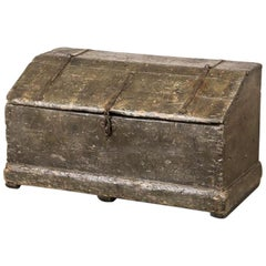 Vintage Victorian Toolmaker's Chest, 19th Century
