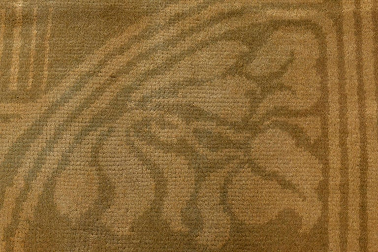 20th Century Vintage Viennese Rug For Sale