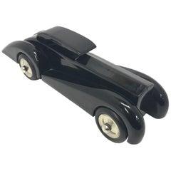 Vintage Vilac Art Deco Wooden Model Car