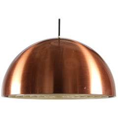 Vintage Vilhelm Wohlert Louisiana Copper Pendant Lamp by Louis Poulsen