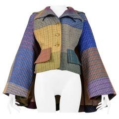 Vintage Vivienne Westwood Harris Tweed Jacket 1994
