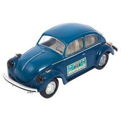 Vintage Volkswagen Beetle Decanter, circa 1973