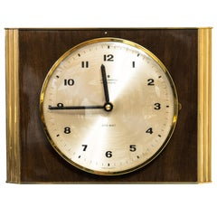 Vintage Wall Clock by Junghans, circa 1960s