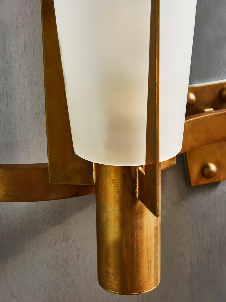 20th Century Vintage Wall Sconces by Stilnovo For Sale