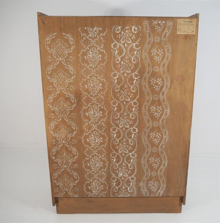 Vintage Walnut Wardrobe from Tatra, circa 1960s For Sale 2