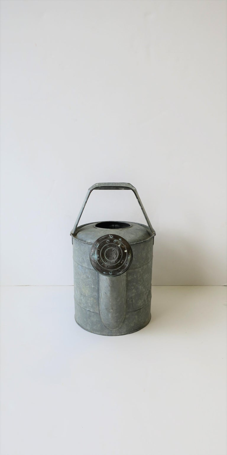 20th Century Vintage Watering Can For Sale