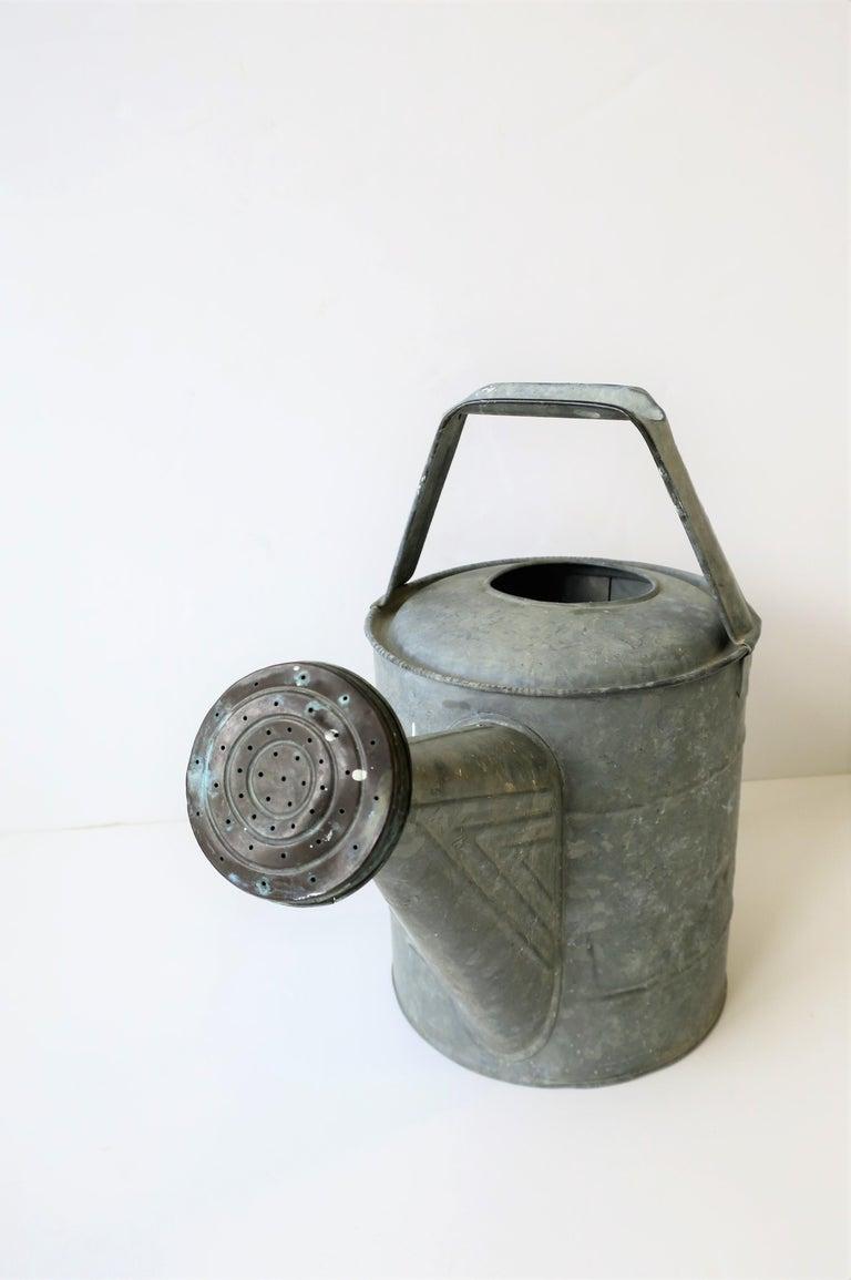 Metal Vintage Watering Can For Sale