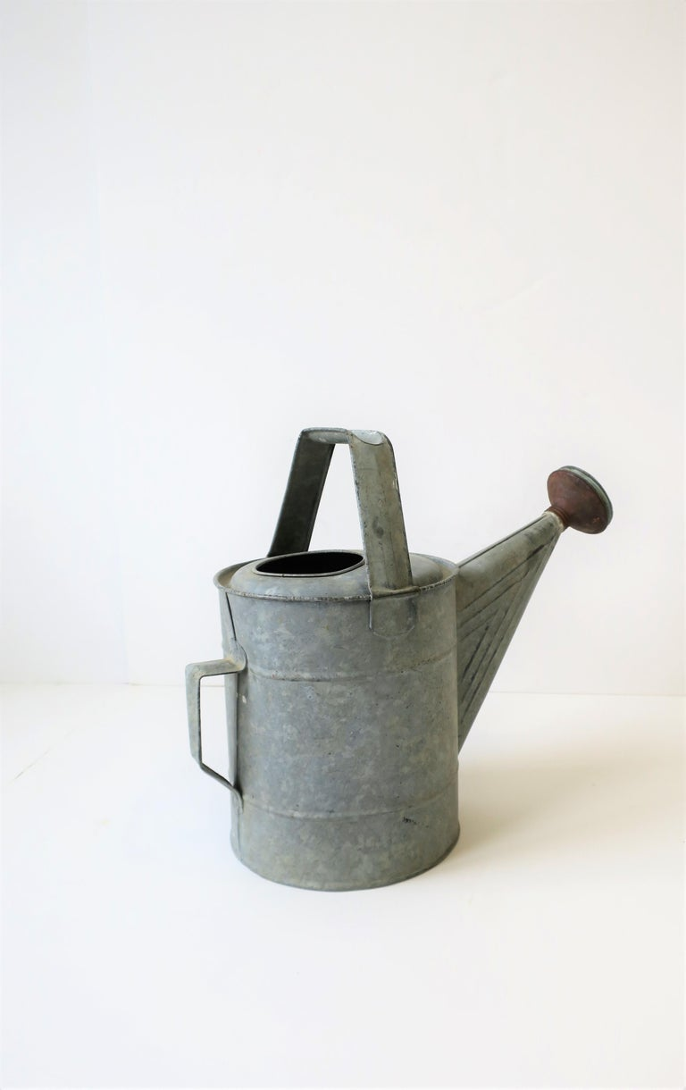 Vintage Watering Can For Sale 1