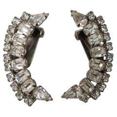 1950s Clip-on Earrings