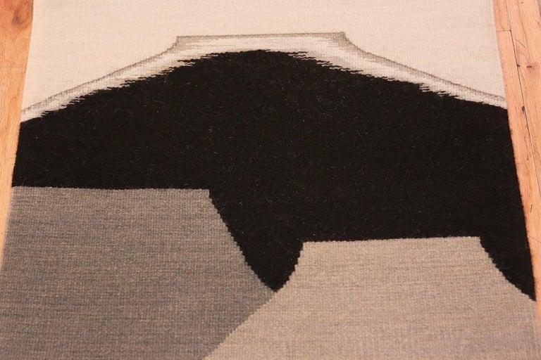 Modern Vintage Western Tapestry by Christina Bergh For Sale