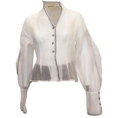 Vintage White and Black Estrava Shirt