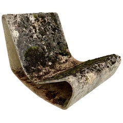Vintage Willy Guhl Loop Chair