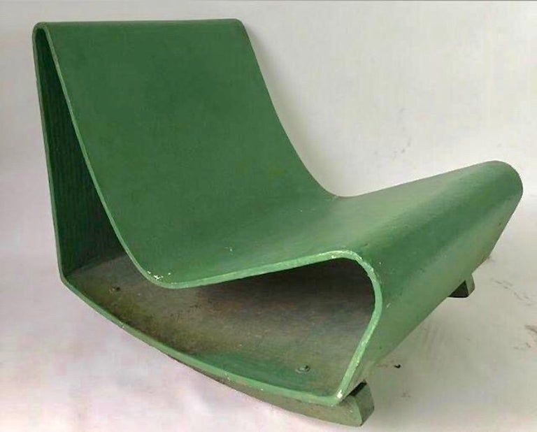 Vintage Willy Guhl Loop Chairs For Sale 1